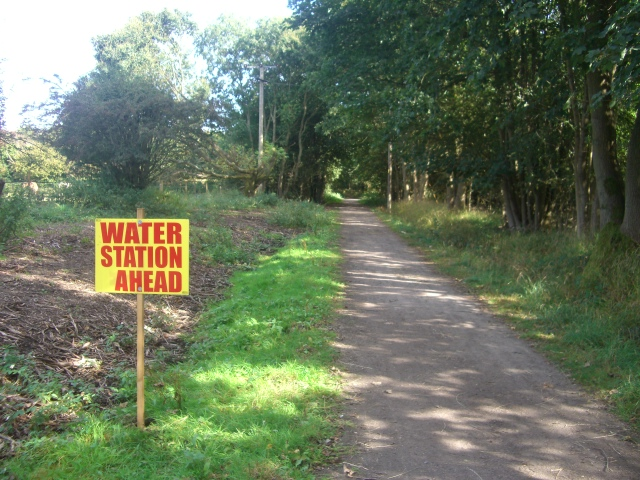 water station ahead photo