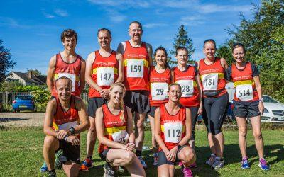 runners club photo
